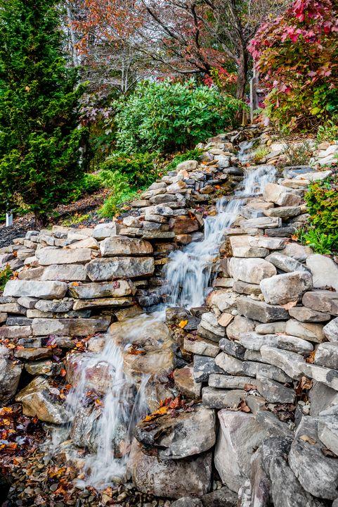 Alana Falls - James L Bartlett Photography