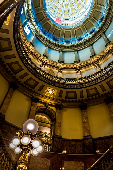 Under the Dome - James L Bartlett Photography