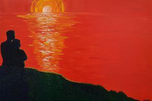 Our Sunset - Ruyina Anani