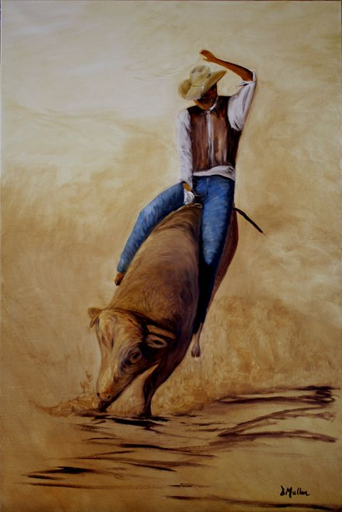 Bull Riding - Donna's Gallery