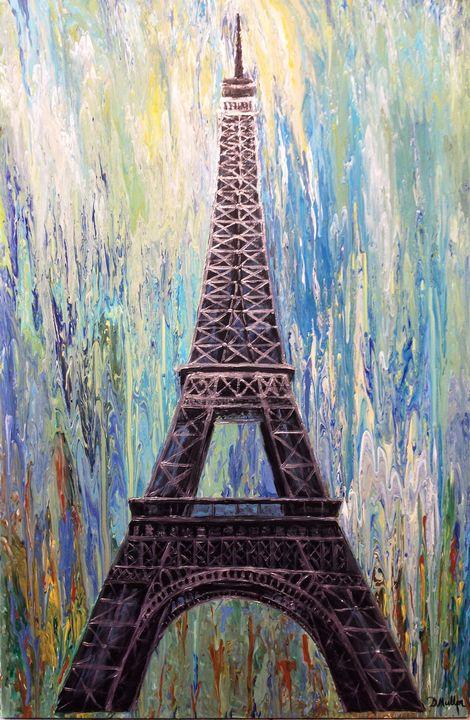 Eiffel Tower - Donna's Gallery