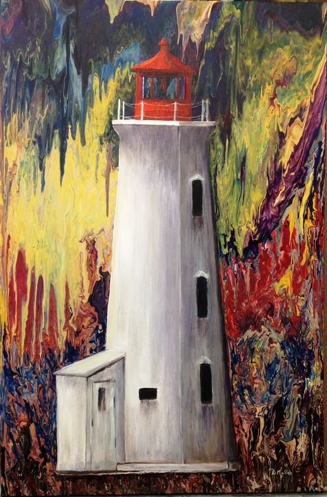 Lighthouse - Donna's Gallery