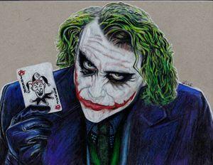 Joker - The Dark Knight Rises