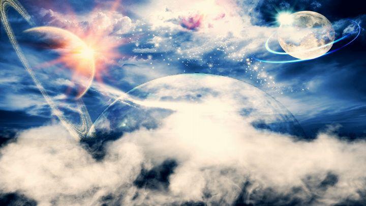 Blue Universe - Valkyrie Designs