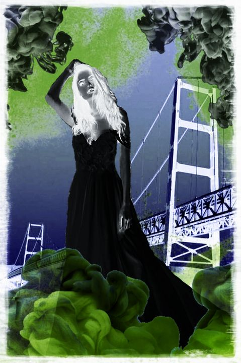 Ghostly Bridge - Valkyrie Designs