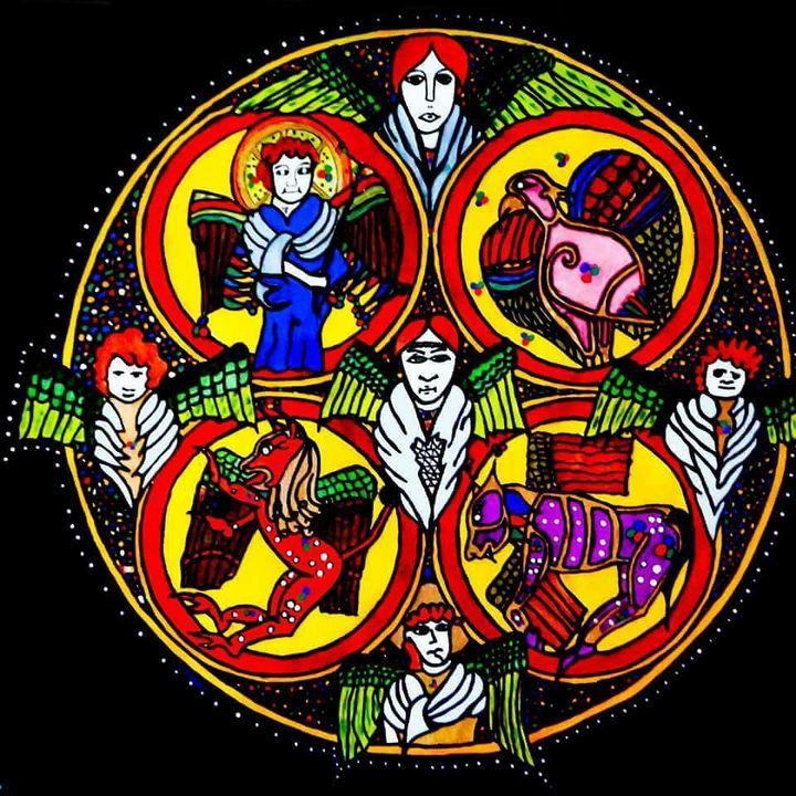 Four of Evangelist - Celtic i