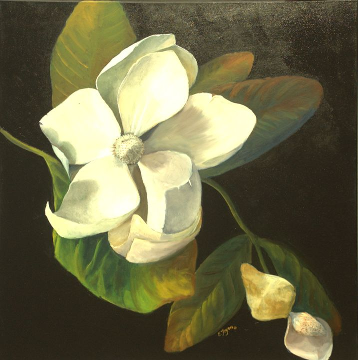 Magnolia 1 - Arts d'Tryon Studio
