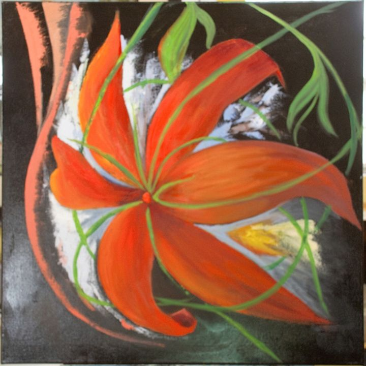 Cala Lily - Arts d'Tryon Studio