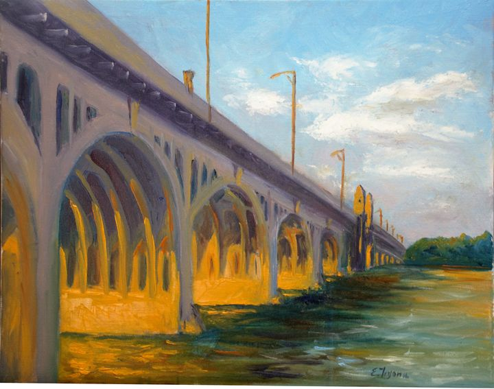 Hanover Street Bridge - Arts d'Tryon Studio