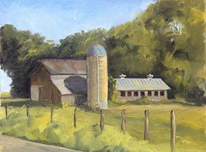 Priestford Rd Barn