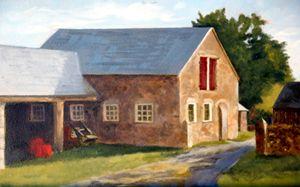 The Stone Horse Barn