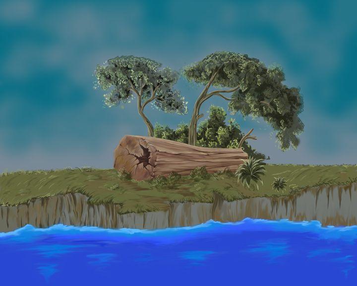 water - Digital artee...