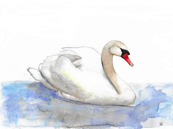 Swan - Anisa Neto