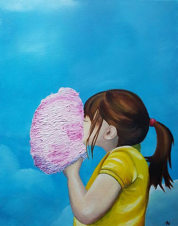 Sweet Clouds - Anisa Neto