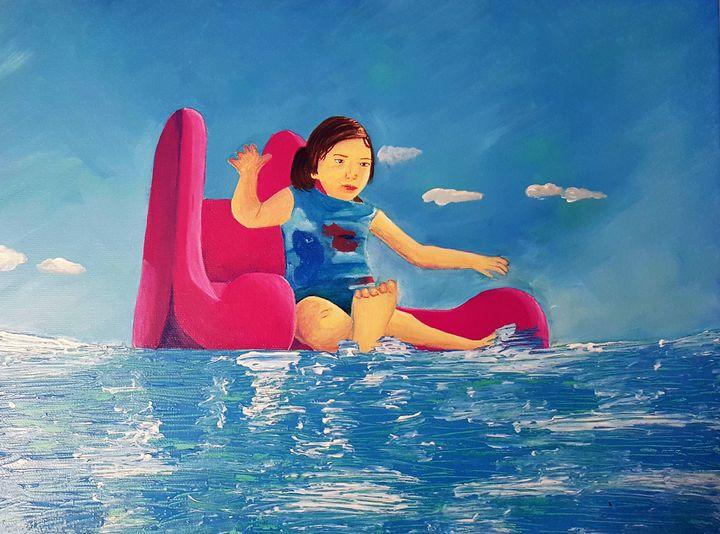 Veronica's Summer - Anisa Neto