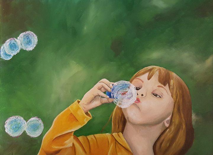 Magic Bubbles - Anisa Neto