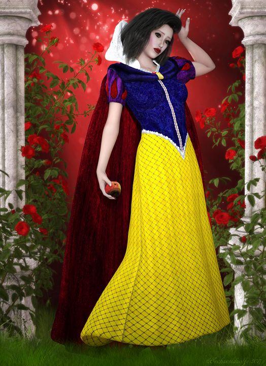 Snow White - EnchantedWolfe's Designs