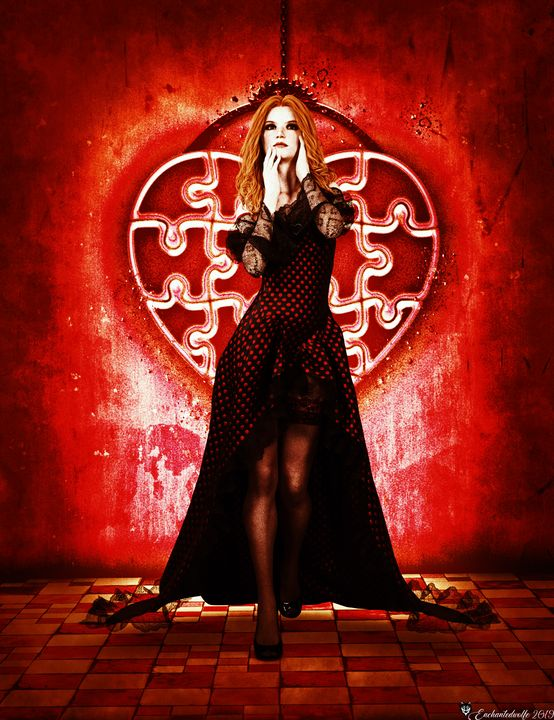 My Valentine - EnchantedWolfe's Designs