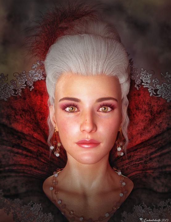 Elsa - EnchantedWolfe's Designs