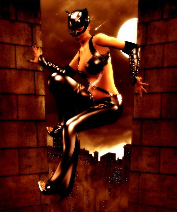 catwoman 5 - EnchantedWolfe's Designs