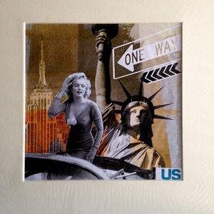 Marilyn Monroe in NY