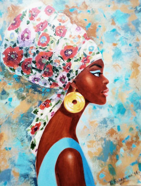 African - VIP Art Collection