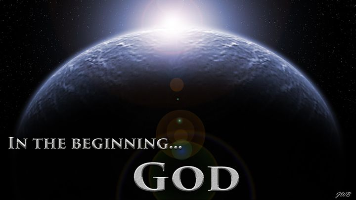 In the Beginning - Blair Visions