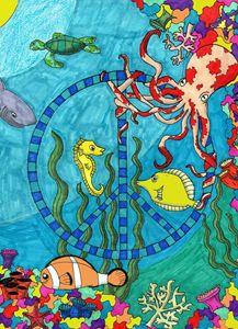 Underwater Peace