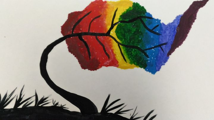 Tree of colors - Why not