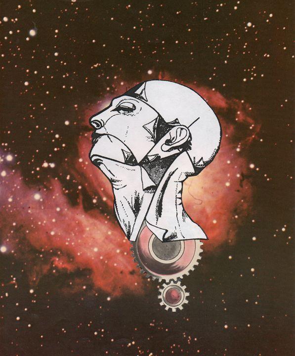 """Transcendence"" - Art Pirate"