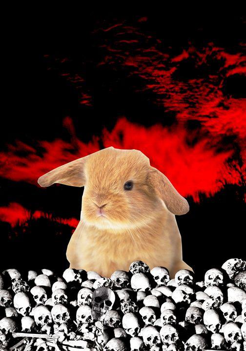 Apocalypse Bunny - Art Pirate