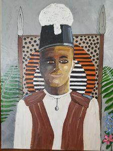 Bugandan King Daudi Chwa II