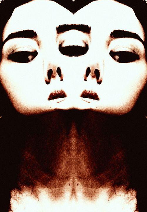 Prosopons (Masquerade) - Shades of Blue