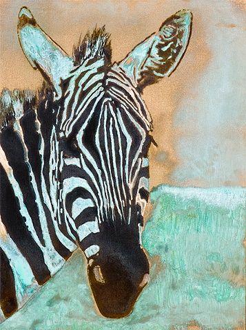 Zebra - Gregory Kirschenbaum