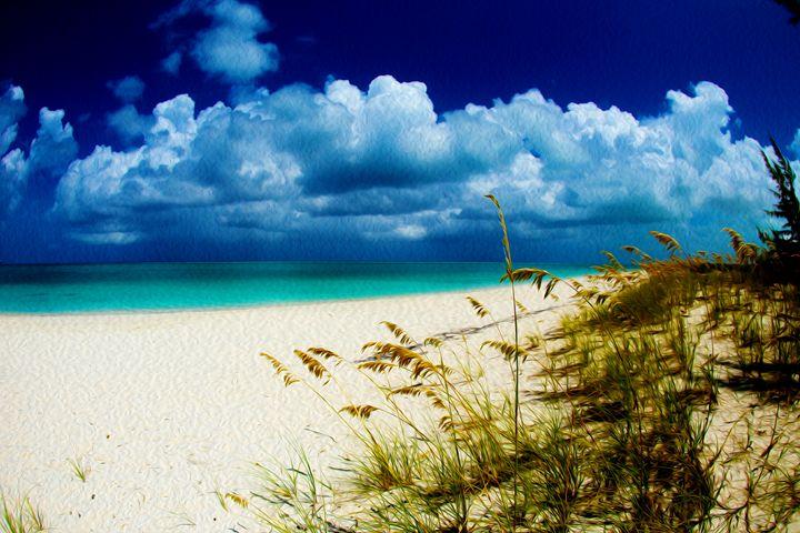 Sand dune - wanderlust
