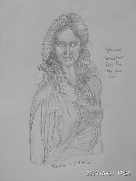 Beauty - Prabir sketch gallery