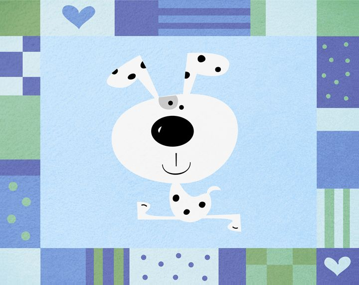 Pooh The Pup! - Brenda Sexton
