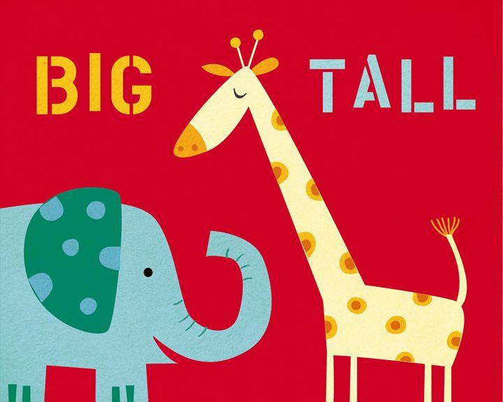 Big and Tall - Brenda Sexton