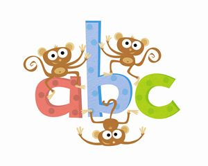 ABC Monkey Fun!