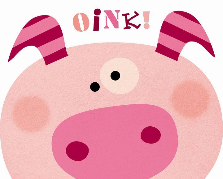 Oink Piggy! - Brenda Sexton