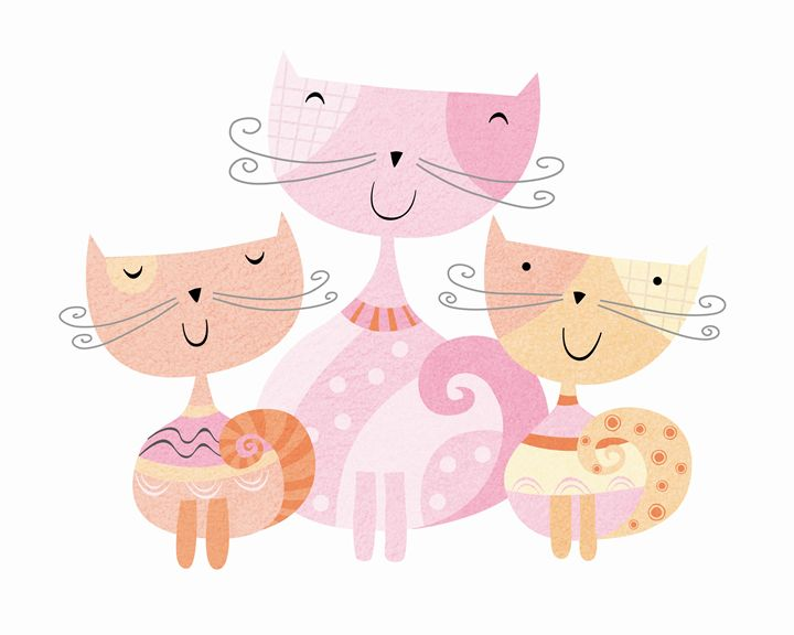 Cute Cats - Brenda Sexton