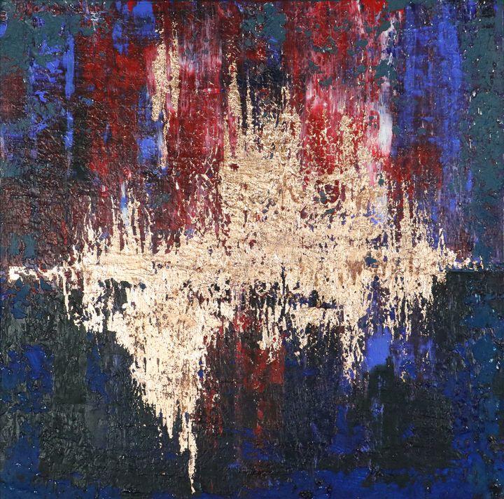 Contemporary Abstract Acrylic Art - dwjohnson