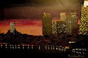 Bright Lights, Big City - Eye Candy Creations