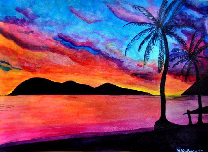 Paradise - Eye Candy Creations