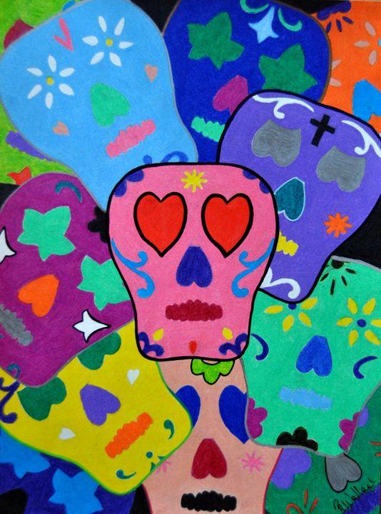 Sugar Skulls - Eye Candy Creations