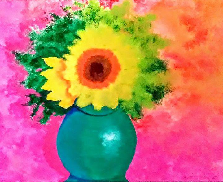 Joy In A Vase - Kathleen Allen