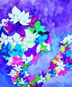 Flowers Adrift
