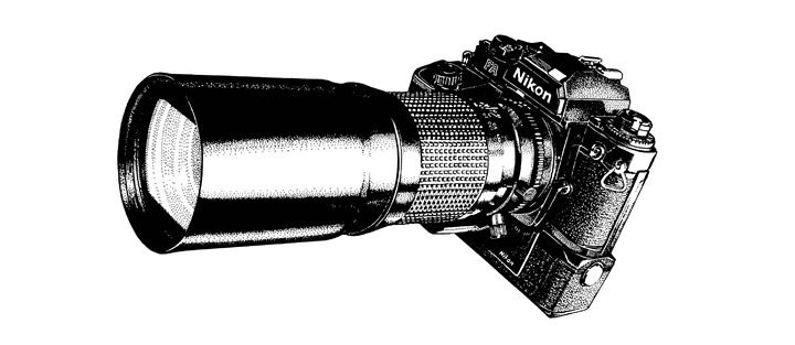 Nikon FA Camera - NewmanArt