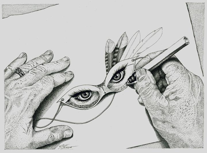 Tory Eyes - NewmanArt