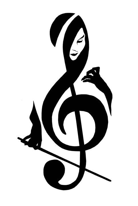 Music Girl - NewmanArt